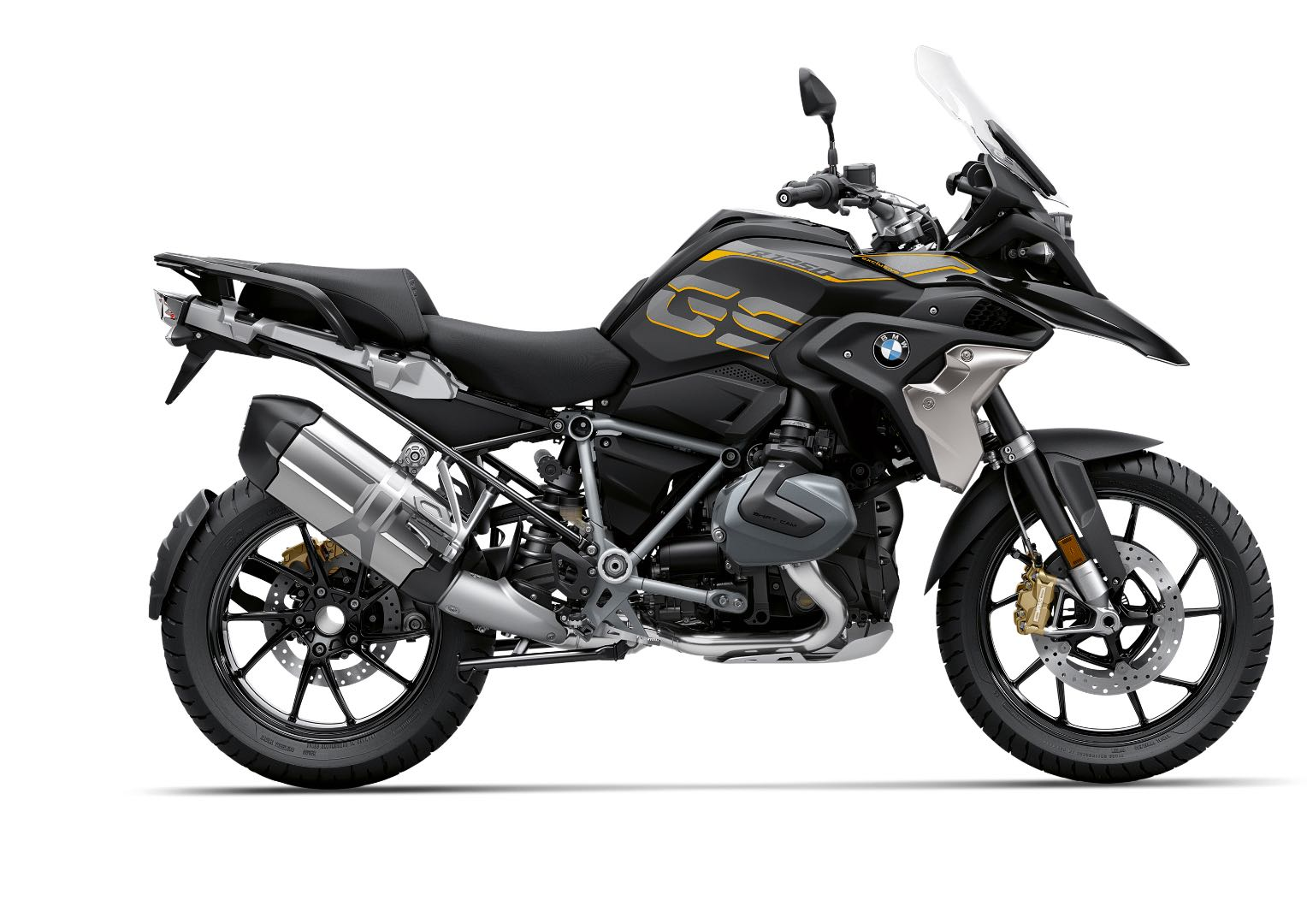 2019 BMW R 1250 GS brown