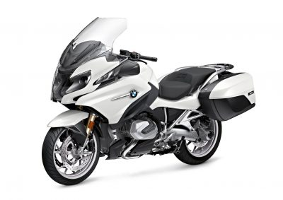 2019 BMW R 1250 RT seat height