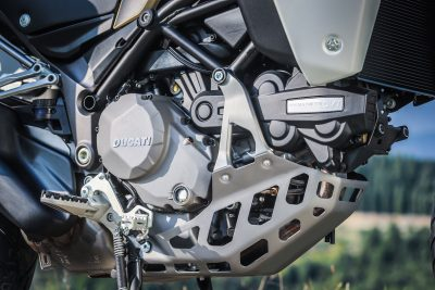 2019 Ducati Multistrada 1260 Enduro engine