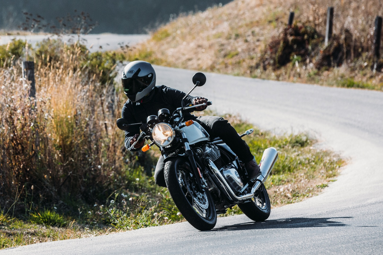 2019 Royal Enfield Continental GT 650 review