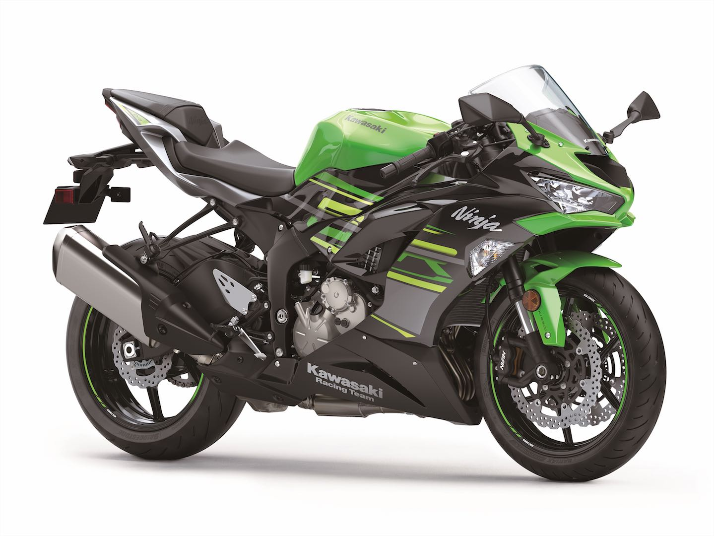019 Kawasaki Ninja ZX-6R Ninja color options