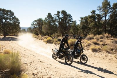 2019 Triumph Scrambler 1200 XC and XE