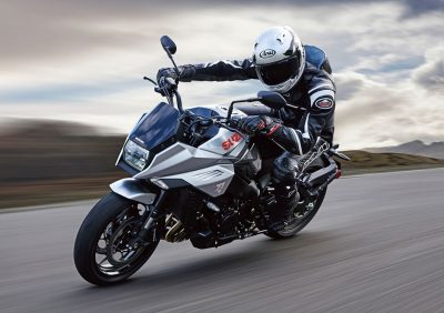 2020 Suzuki Katana top speed