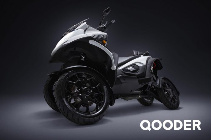Zero Partners with Quadro Vehicles: Electric Maxi-Scooter Collaboration