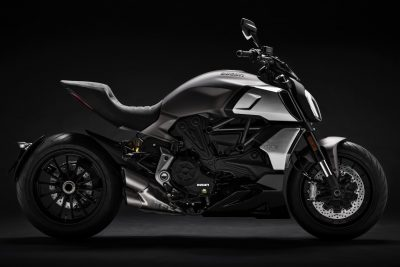 2019 Ducati Diavel 1260 seat height
