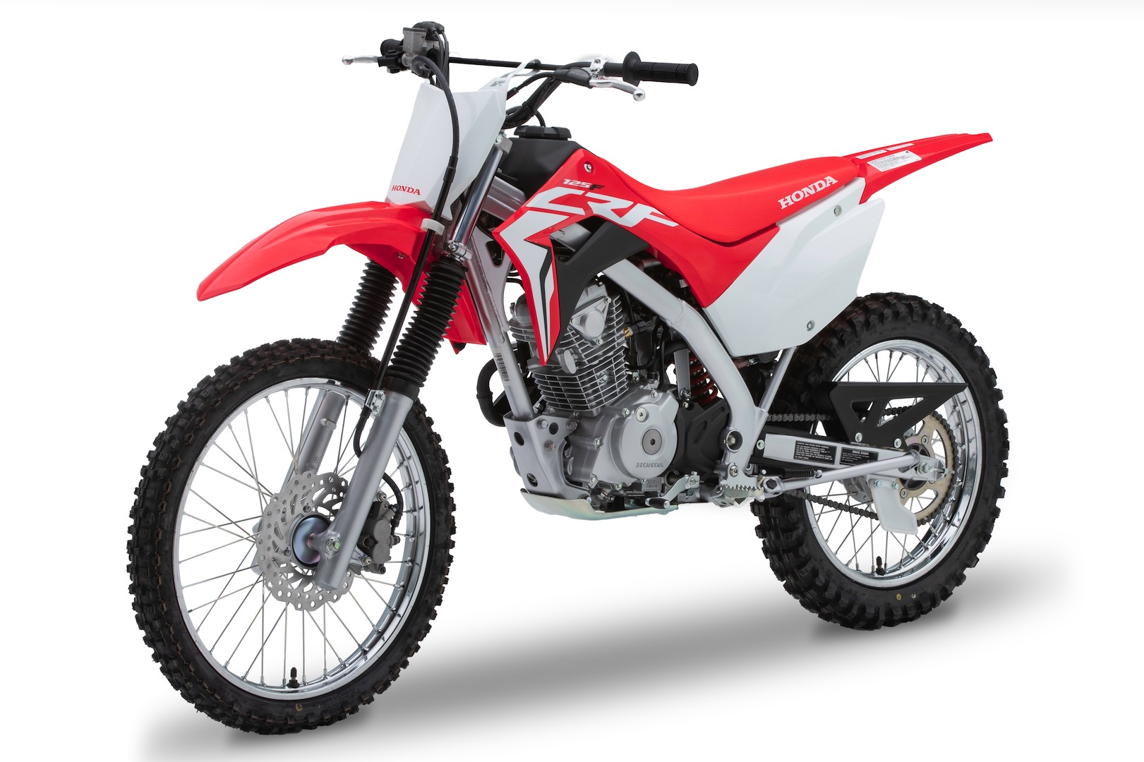 2019 Honda CRF125F and CRF125F Big Wheel First Look (8 Fast
