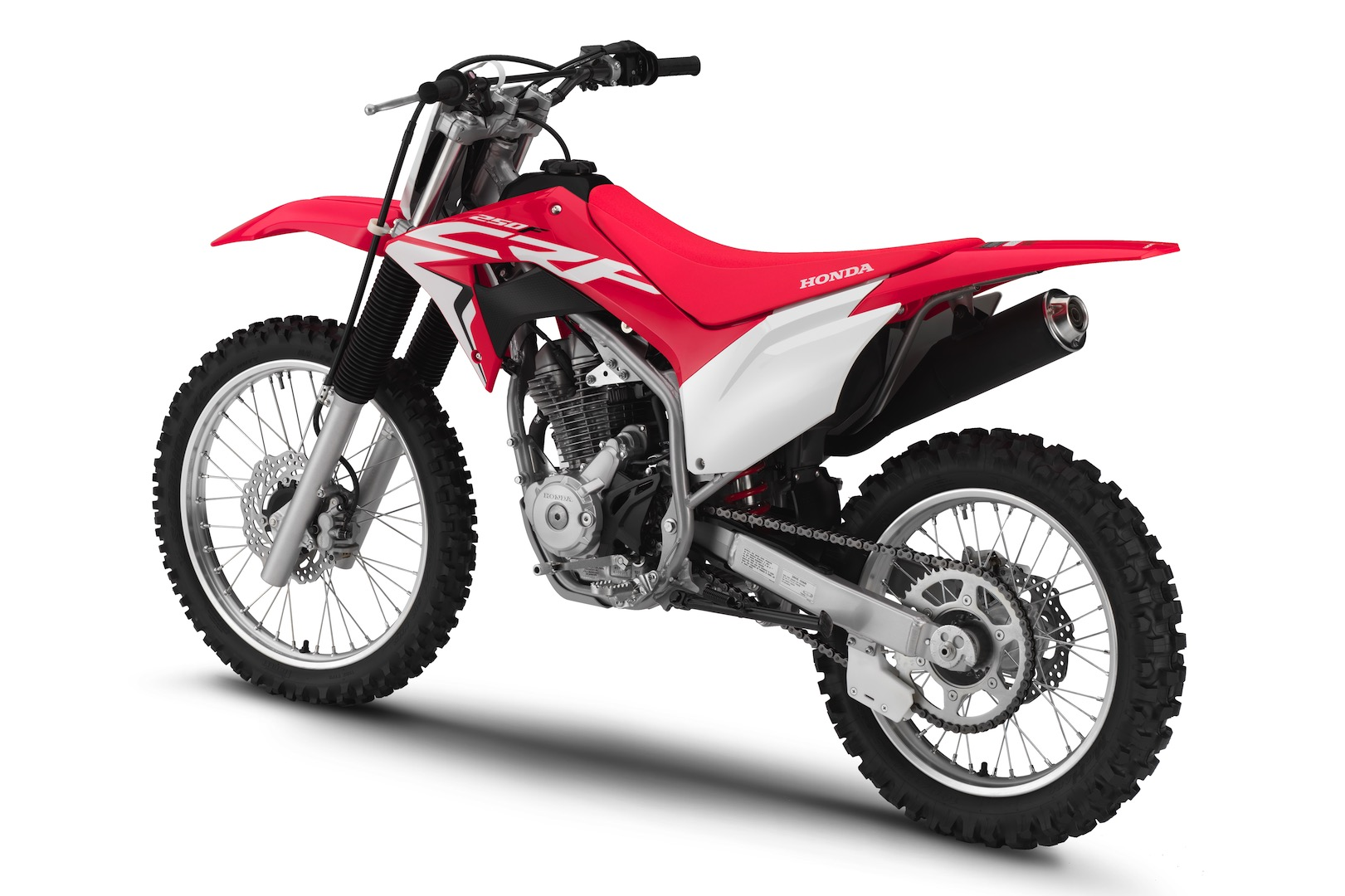 2019 honda crf250f first look 11 fast facts. Black Bedroom Furniture Sets. Home Design Ideas