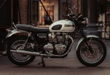 2019 Triumph Bonneville T 120 Diamond Edition for sale