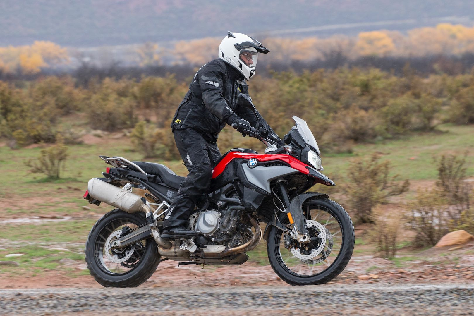 2019 BMW F 850 GS Review