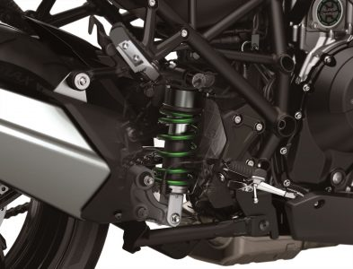 2019 Kawasaki H2 SX SE+ electronic suspension