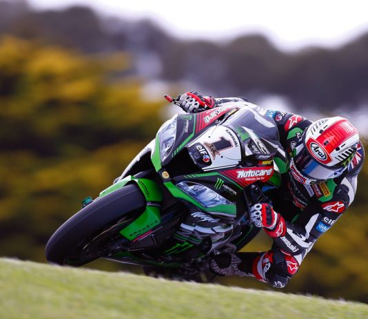 2019 World Superbike Calendar: Jonathan Rea