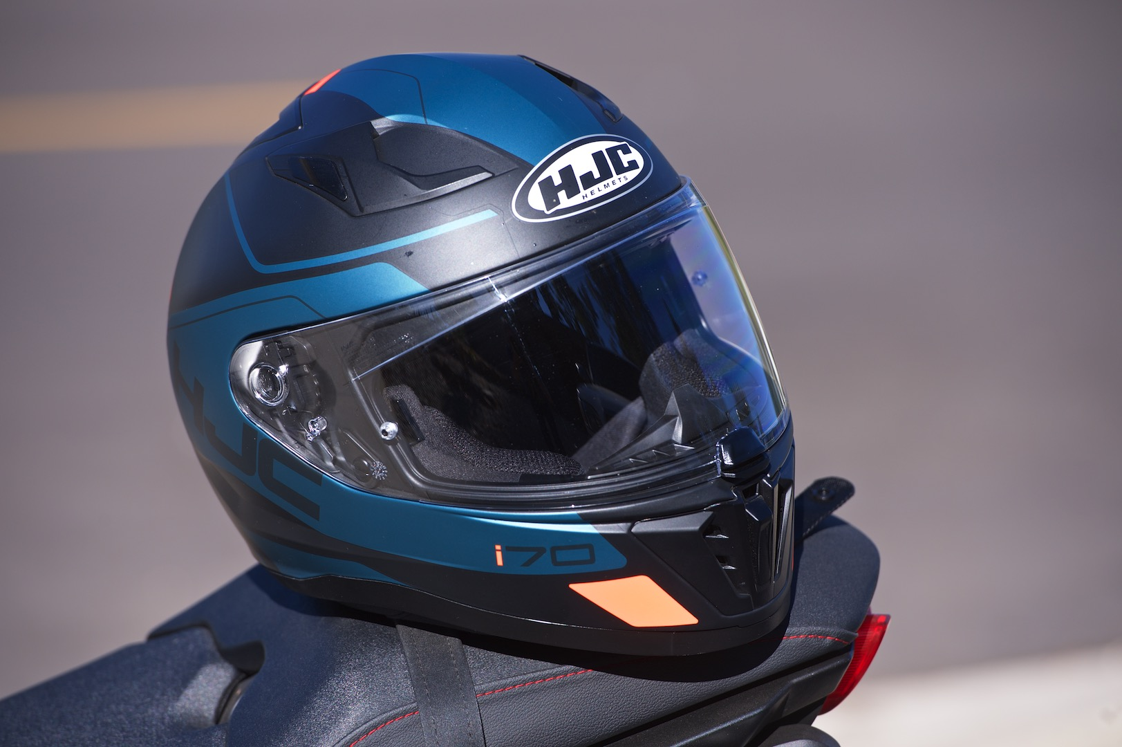 HJC i 70 Helmet Review
