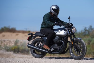 2018 Moto Guzzi V7 III Rough Review
