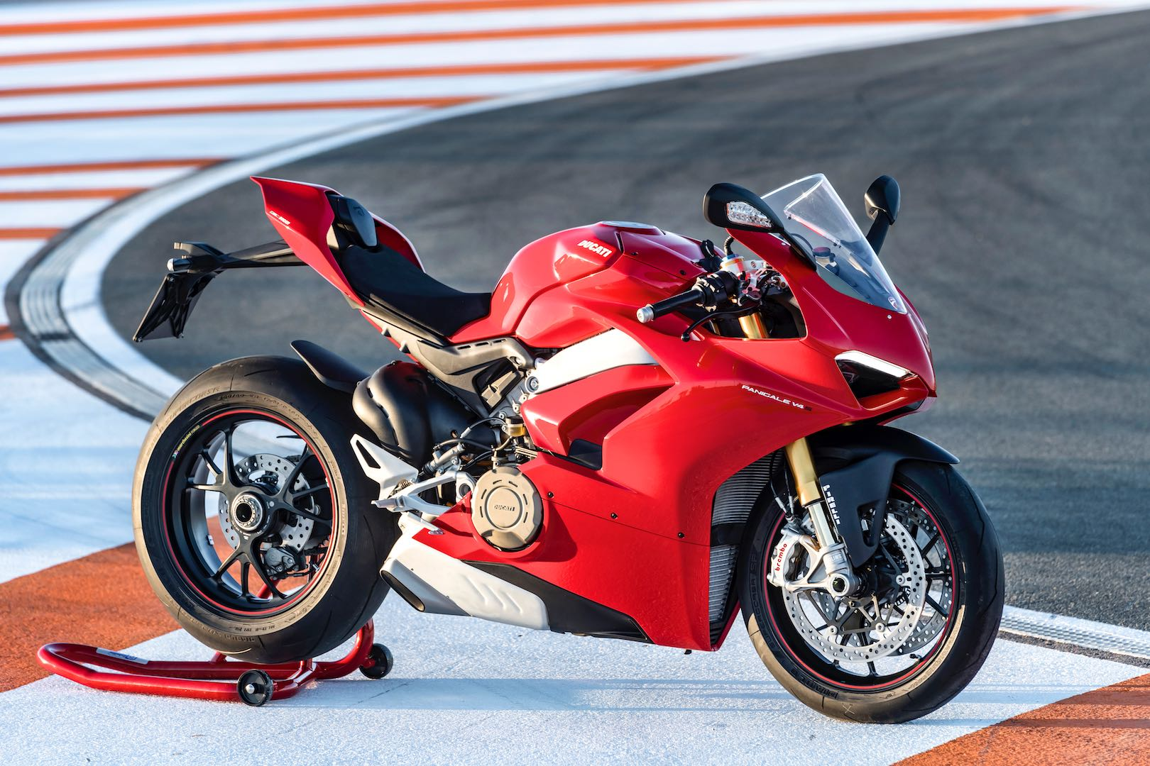 2018-2019 Ducati Panigale V4 Recall