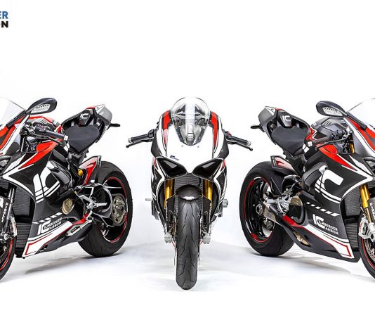 Ilmberger Carbon for Ducati Panigale V4: 3 Versions Now Available