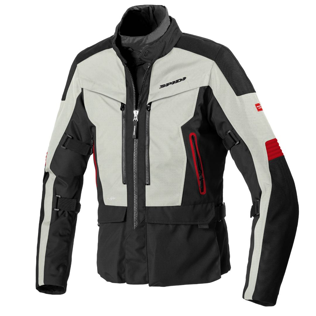 Spidi Voyager 4 H2Out Jacket front