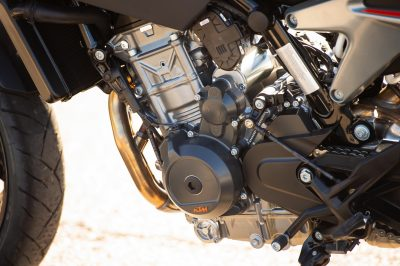 2019 KTM 790 Duke engine size