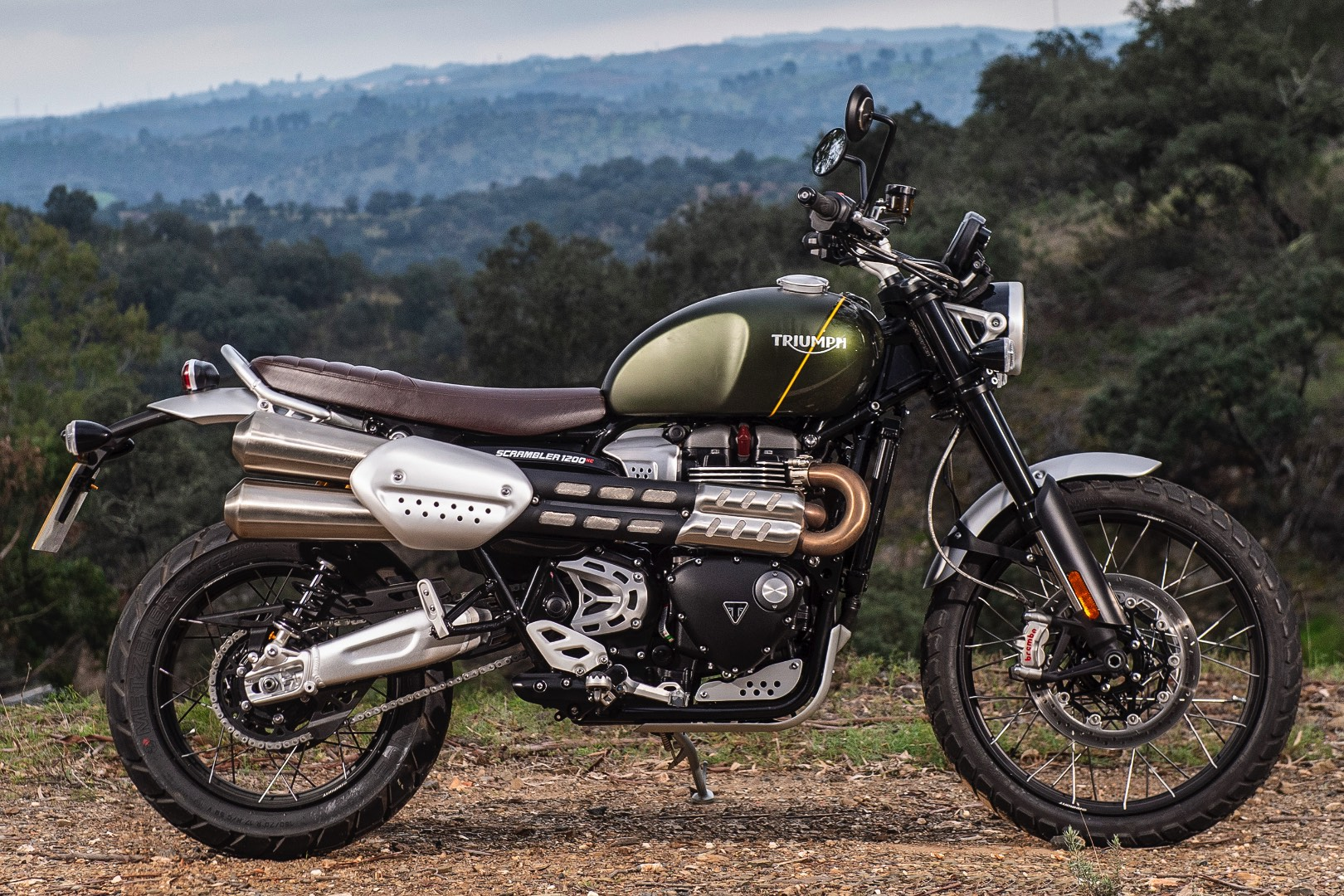 2019 Triumph Scrambler 1200 XC pricing