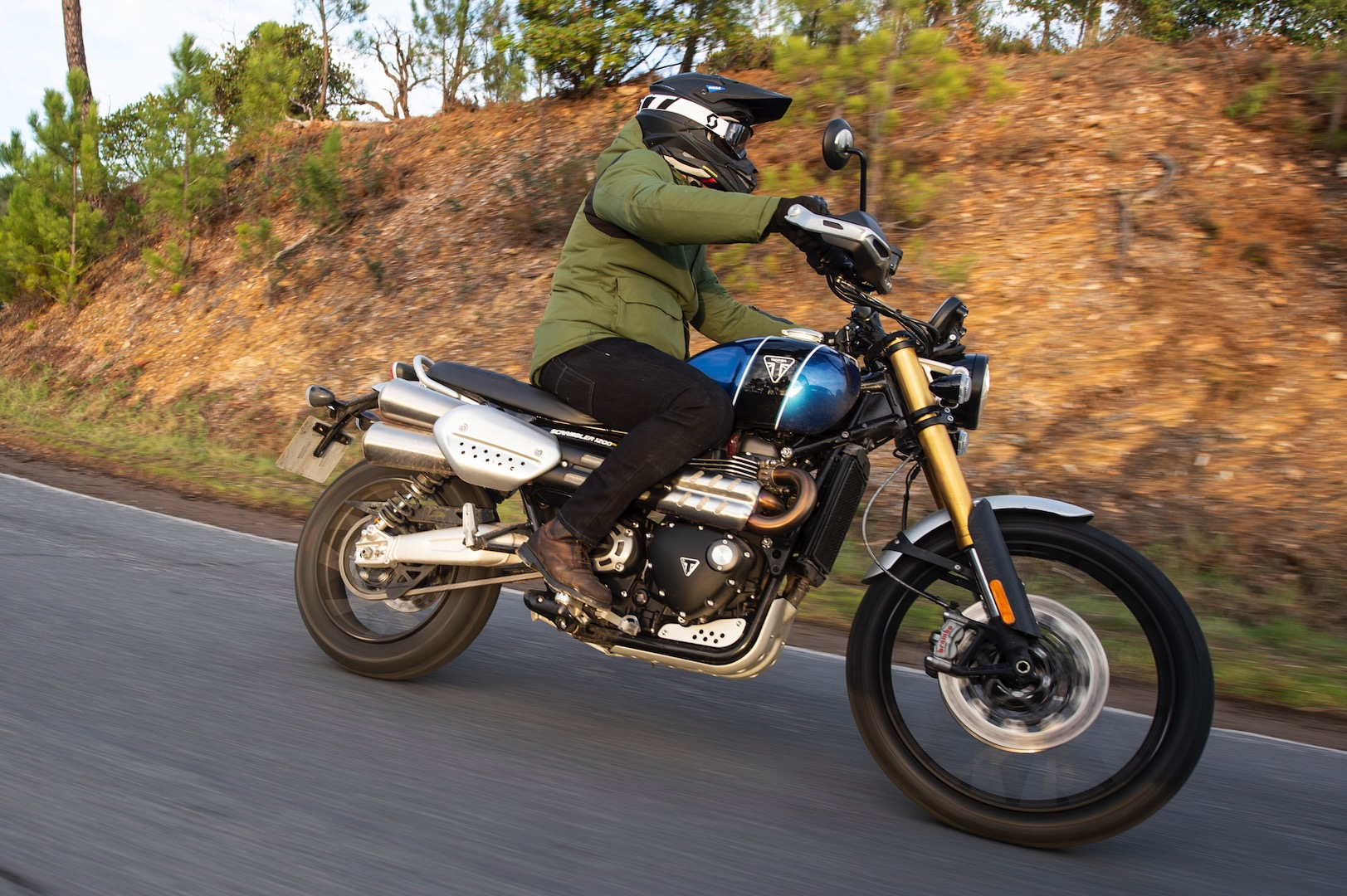 2019 Triumph Scrambler 1200 XE for sale