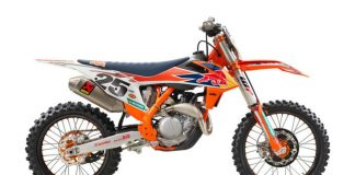 2019 KTM 450 SX-F Factory Edition for sale