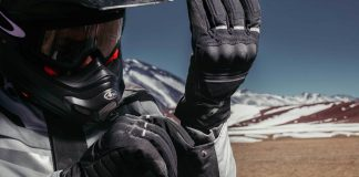 Spidi NK-6 Touring Gloves Released | 3-Season Waterproof Gauntlet