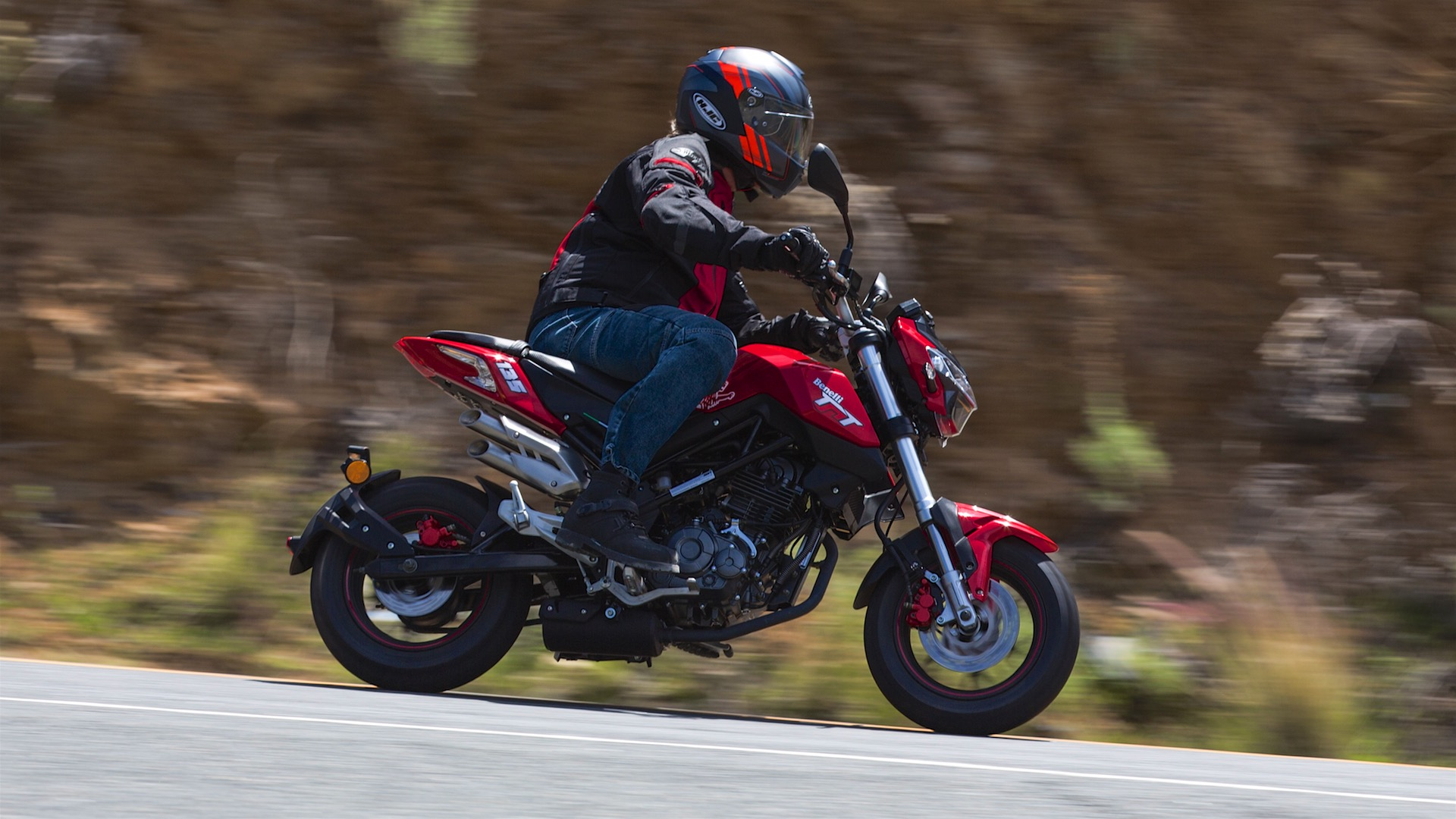 Best Motorcycles I Rode In 2018 Benelli TNT-135