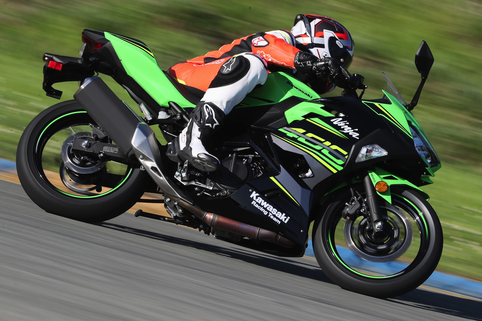 Best Motorcycles I Rode In 2018 Kawasaki 400