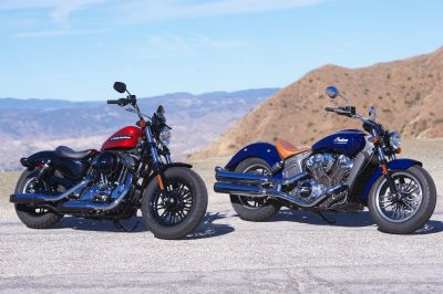 2019 Harley-Davidson Forty-Eight Special vs Indian Scout price