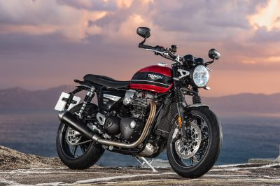2019 Triumph Speed Twin Review - MSRP