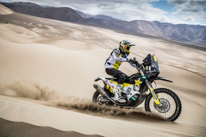 2019 Dakar Rally Stage 6 Results, Motorcycles: Quintanilla Back on Top (Video)