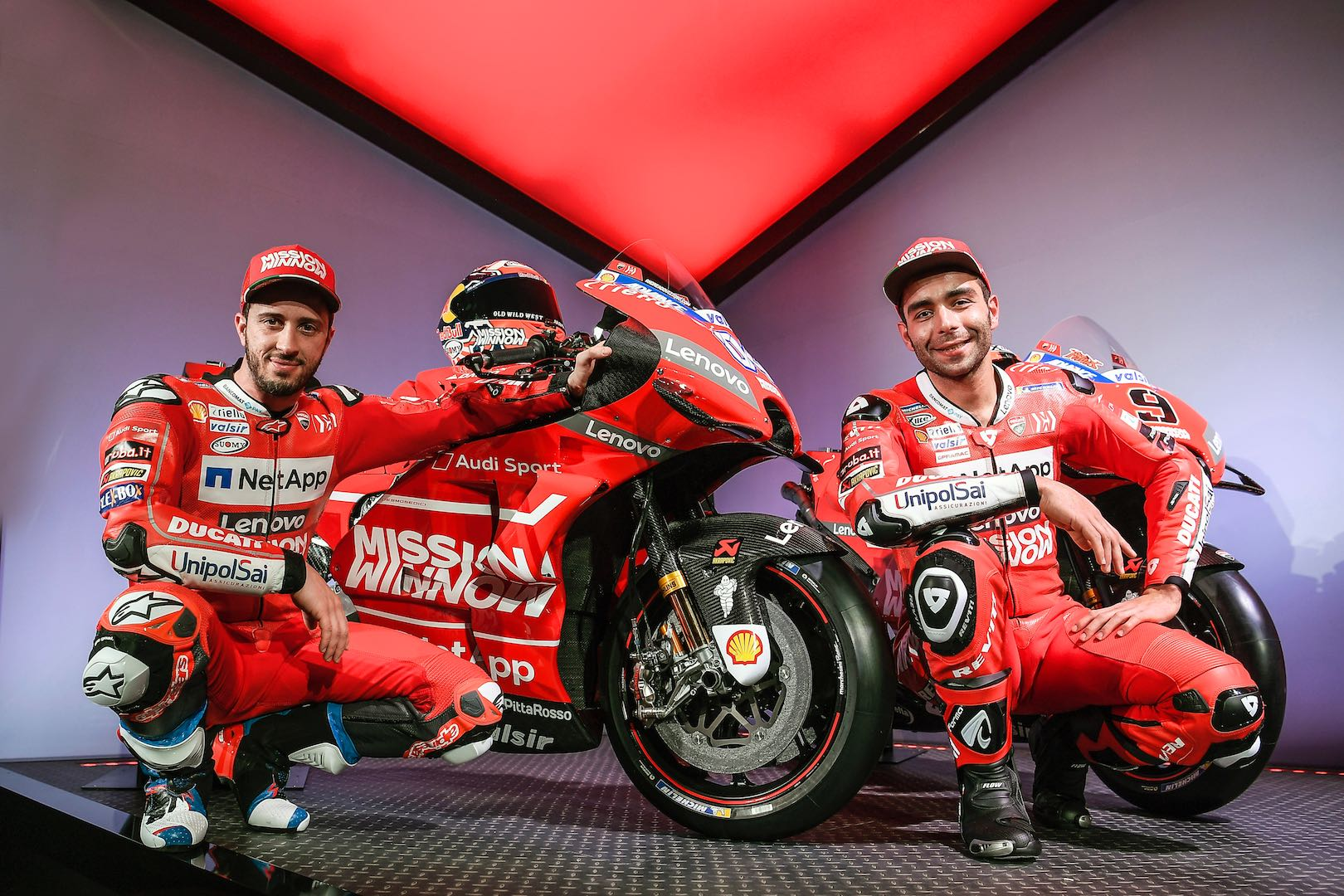 Mission Winnow Ducati MotoGP Team 2019 season