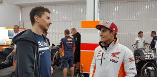 Jorge Lorenzo Photo Gallery from Valencia MotoGP Test with Marc Marquez
