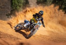 Husqvarna's Zach Osborne Breaks Collarbone; to Miss 4-6 Weeks of Supercross