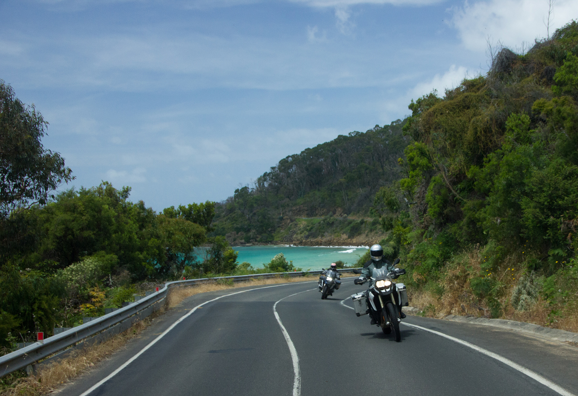 Riding Australia Motorcycles Tips