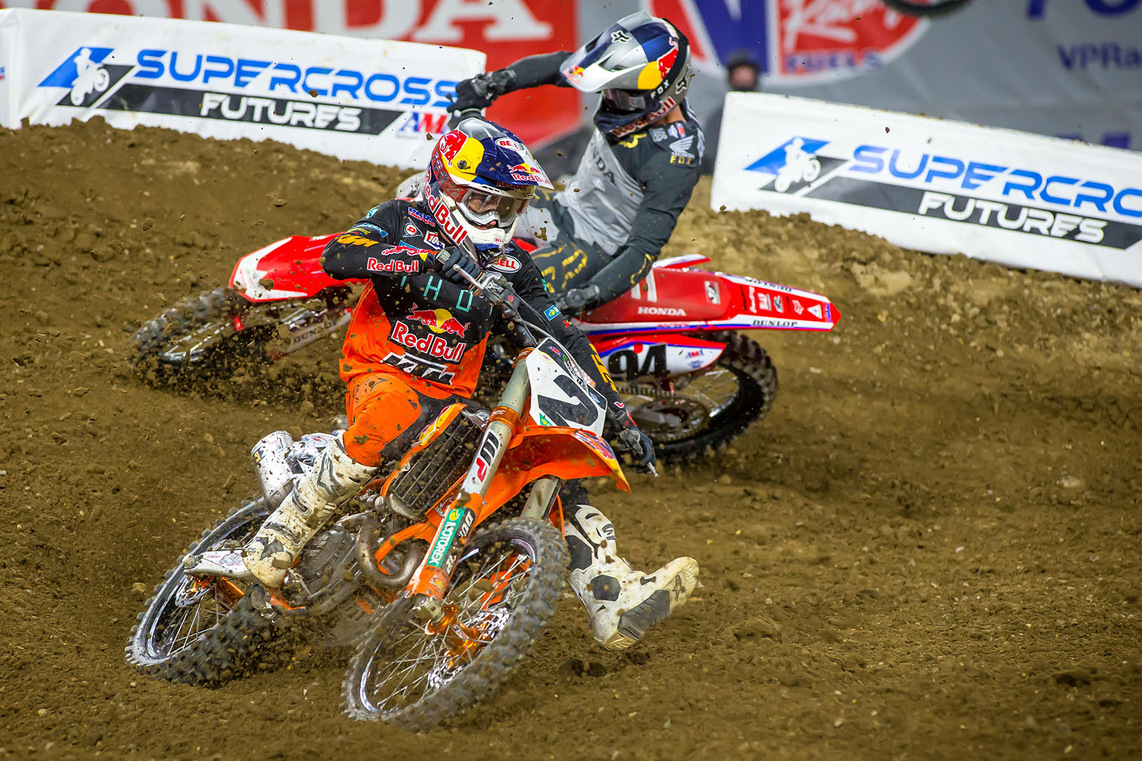 2019 Arlington Supercross Preview - Cooper Webb and Ken Roczen