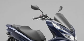 2019 Honda PCX Hybrid First Look