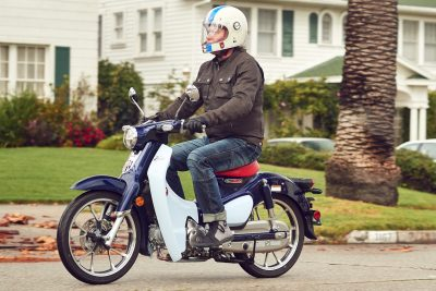 2019 Honda Super Cub C125 ABS Review - Price