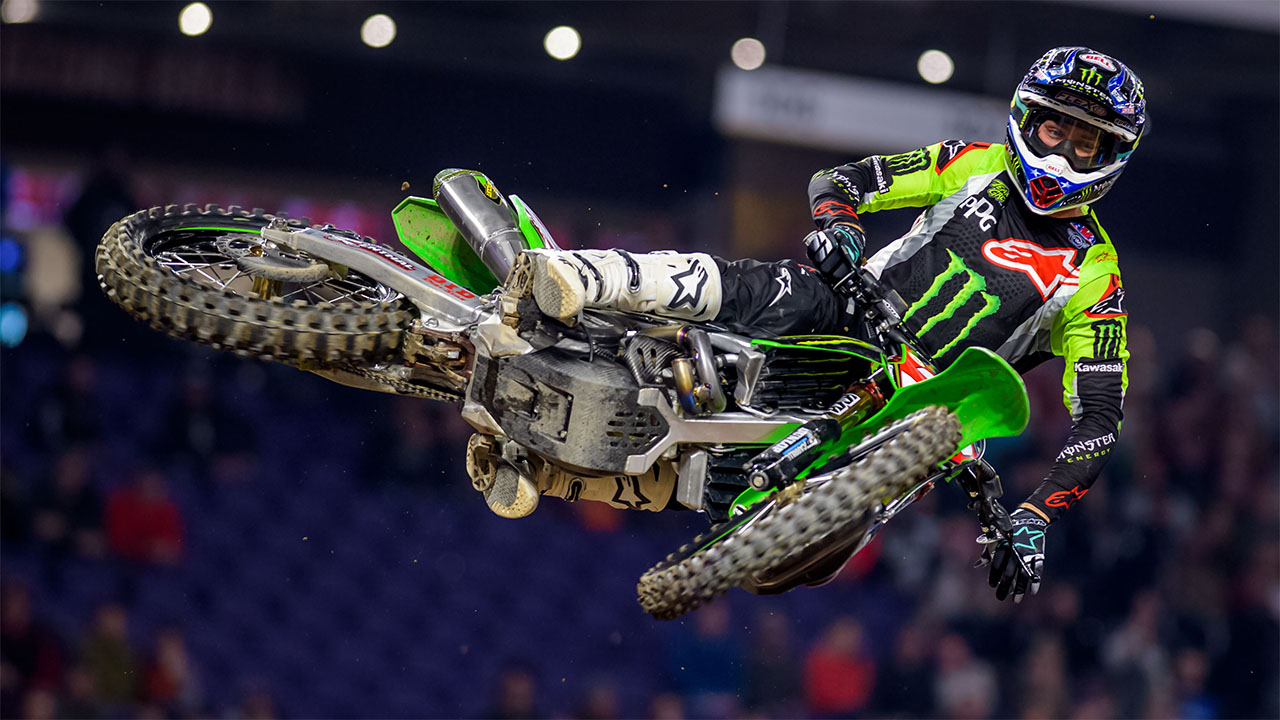 2019 Minneapolis Supercross Results and Coverage - Tomac