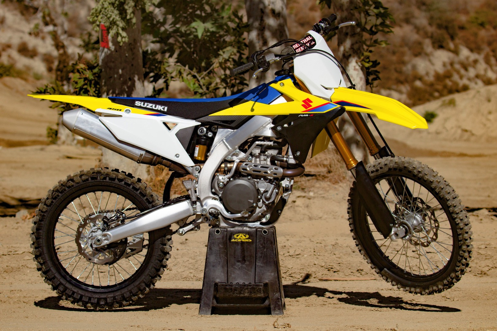 2019 Suzuki RM-Z450 for sale