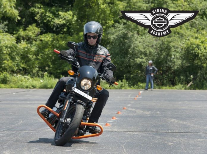 Harley-Davidson Riding Academy: Promo Code for 50% Off New Rider Course