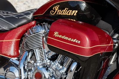 2019 Indian Roadmaster Elite horsepower