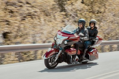 2019 Indian Roadmaster Elite touring model