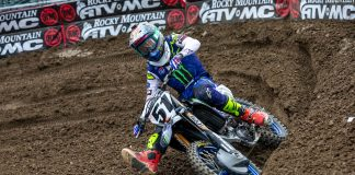 Yamaha's Justin Barcia Injured; To Miss Atlanta Supercross