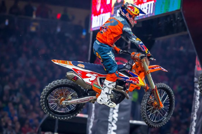 2019 Detroit Supercross Results and Coverage (7 Fast Facts) Cooper Webb