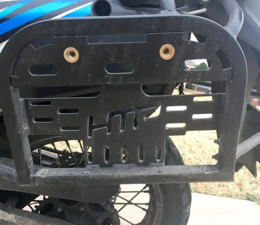Happy Trails SU Rack Review