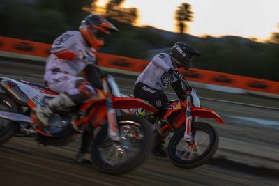 Red Bull KTM Factory Racing Flat Track Media Day review