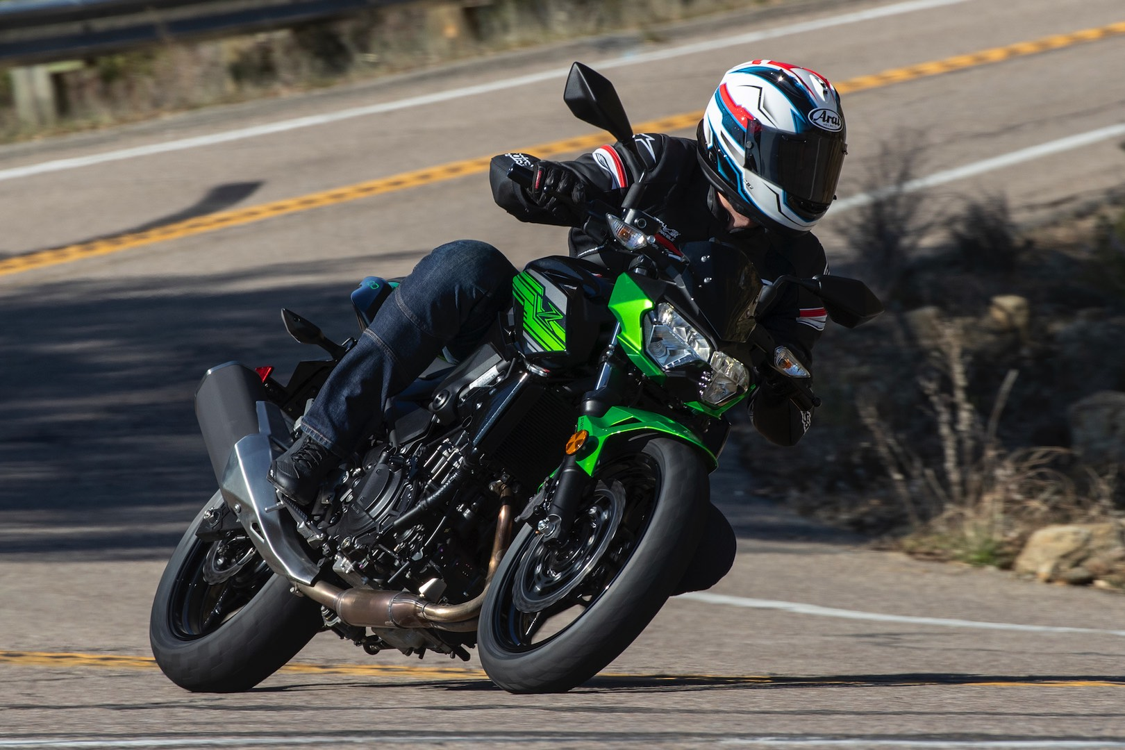 2019 Kawasaki Z400 ABS Review