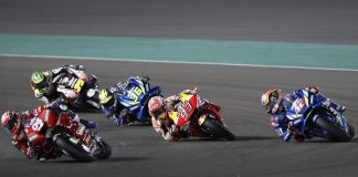 2019 Qatar MotoGP Coverage and Results - Pack