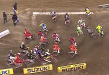 2019 Seattle Supercross Results and Coverage - Zach Osborne