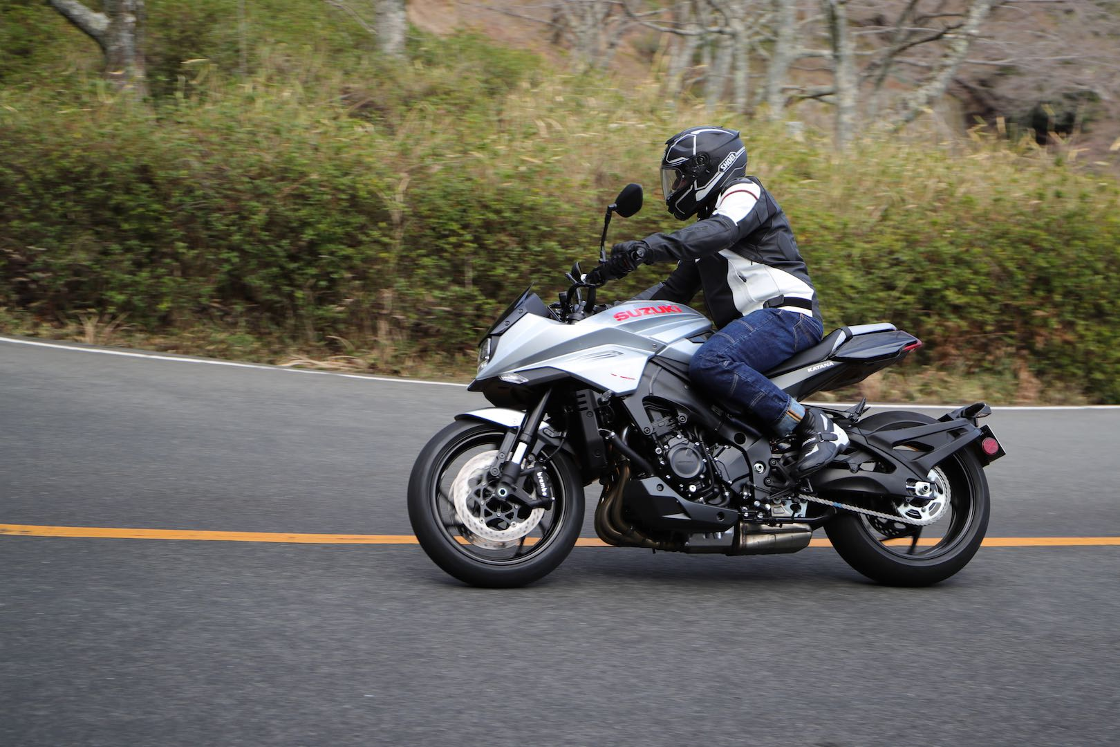 2020 Suzuki Katana Review: 16 Fast Facts